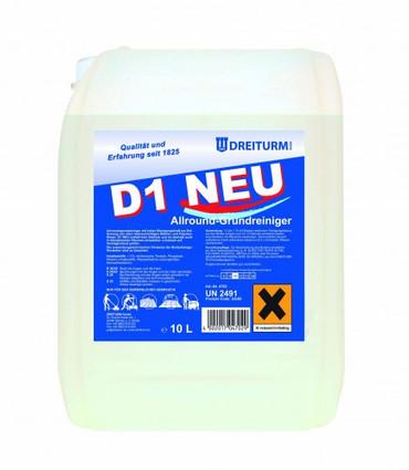 Dreiturm D1-NEU Allround-Grundreiniger 10 Liter