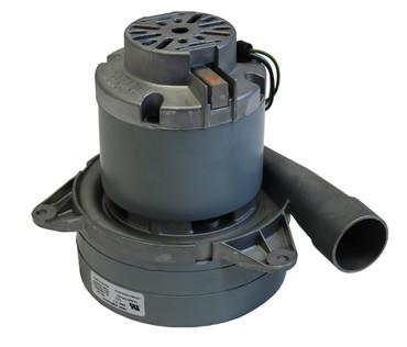 Saugmotor 1650 Watt, Ametek 119599-12, z.B. passend füŸr Elke-Trends 1.0110.9599