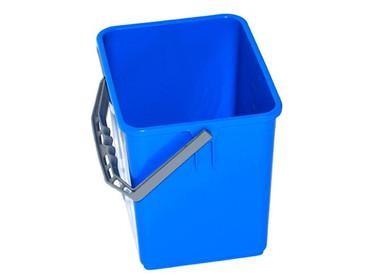 17 Liter Eimer, blau