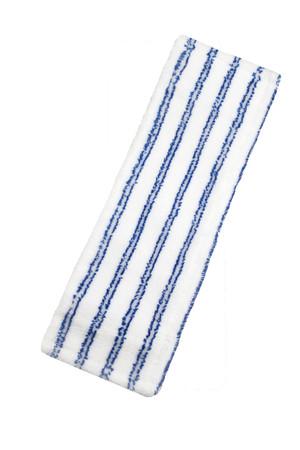 Mikrofaser Mopp BASIC ST gestreift - blau / weiss, 40 cm – Bild 3