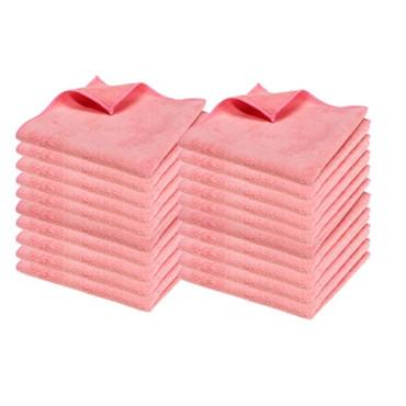 """Microfaser """"Allzwecktuch PRO ST rosa"""