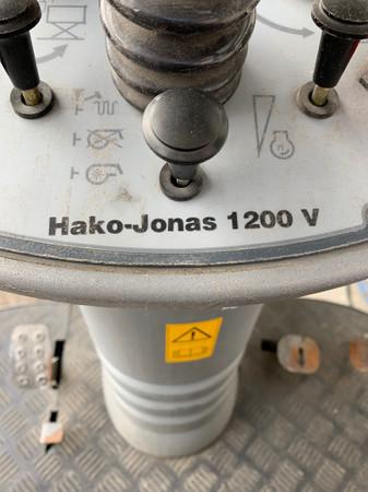 HAKO Jonas / Sweepmaster 1200 V – Bild 8