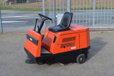 HAKO Jonas / Sweepmaster 950 V – Bild 2