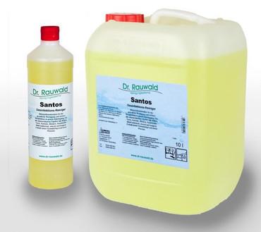 Dr. Rauwald Santos Flächendesinfektionsreiniger 10 Liter