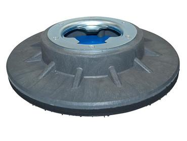 Treibteller für Floorpul C 33 / Limpia 13 - Treibteller Vollhaftbelag, 330 mm Durchmesser – Bild 2