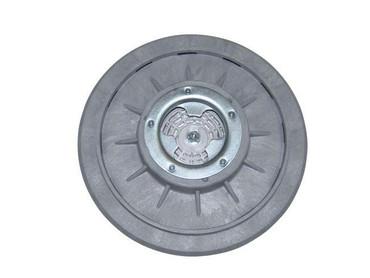 Treibteller für Comac 4017 - Gummihaftbelag 10 mm – Bild 5