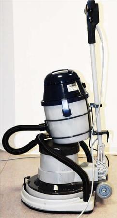 Absauggerät für Einscheibenmaschine komplett inkl. Sauger – Bild 1
