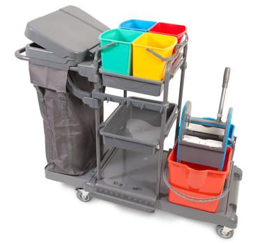Reinigungswagen Premium PLUS – Bild 1