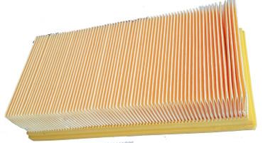 Flachfaltenfilter füŸr KŠrcher NT 65/2, 6.904-283 – Bild 2