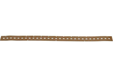 Sauglippe vorne für Weidner Comet 78