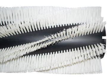 Bürstenwalze für Hako Jonas 1900 Nylon 1,0 mm glatt weiß – Bild 2