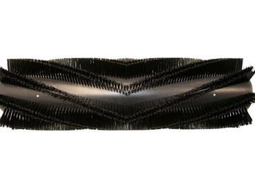 Bürstenwalze für Hako Armadillo 9 Poly 1,0 mm glatt schwarz – Bild 1