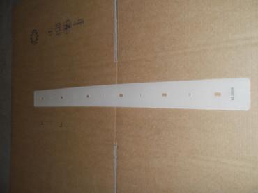 Sauglippe hinten für Ghibli 45 M 55