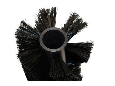 Bürstenwalze für Gutbrod 751, Poly 0,9 mm glatt schwarz  – Bild 3