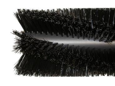 Bürstenwalze für Gutbrod 751, Poly 0,9 mm glatt schwarz  – Bild 5