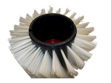 Bürstenwalze für Hako Armadillo 9 Nylon 1,0 mm glatt weiß – Bild 3