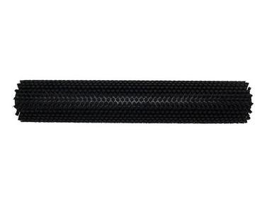 Bürstenwalze für Cilmas C 500 / VM 500, Poly 0,2 mm glatt schwarz  – Bild 1