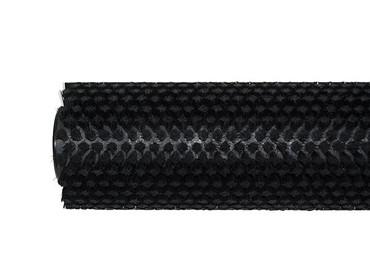 Bürstenwalze für Cilmas C 500 / VM 500, Poly 0,2 mm glatt schwarz  – Bild 5
