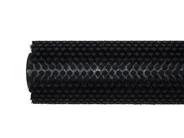 Bürstenwalze für Mirage M 500, Poly 0,2 mm glatt schwarz  – Bild 5