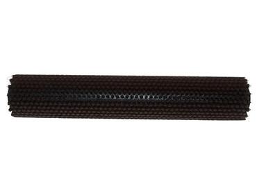 Bürstenwalze für Mirage M 500, Poly 0,15 mm glatt braun  – Bild 1