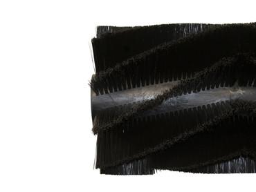 Bürstenwalze für WAP BK 900 / KSE 770 / KSP 770, Poly 0,4 mm glatt schwarz  – Bild 5