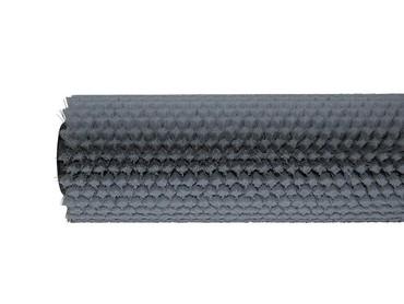 Bürstenwalze für Mirage M 400, Poly 0,12 mm glatt grau  – Bild 5