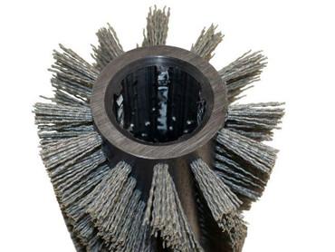 Kehrwalze passend für Comac Flexy 70 S Nylon-Grit 1,2 mm grau K120 – Bild 4