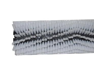 Bürstenwalze für Fimap Gamma 35 E, Poly 0,3 mm gewellt weiß  – Bild 5