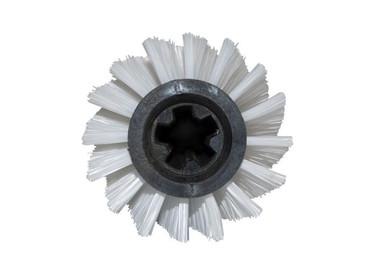 Kehrwalze passend für Comac Simpla 50 BS Poly 0,3 mm gewellt weiß – Bild 3