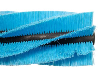 Bürstenwalze für Ecologica 520, Poly 0,3 mm glatt blau  – Bild 2