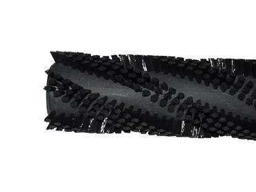 Bürstenwalze für Nilco E 480, Poly 0,2 mm glatt schwarz  – Bild 5