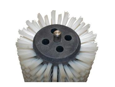 Bürstenwalze für Cleanfix RA 400 E / RA 410 E / RA 410 B Nylon 0,4 mm glatt weiß  – Bild 3