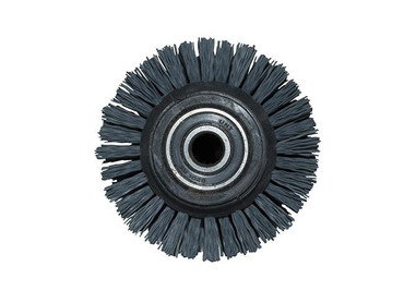 Bürstenwalze für Nilco BA 18-33 B Nylon-Grit 0,35 mm grau Körnung 600 – Bild 4