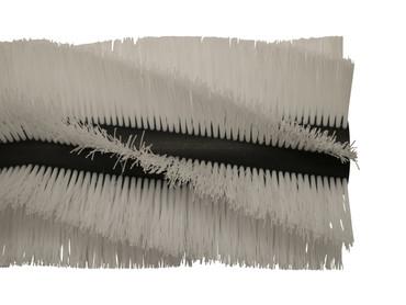 Bürstenwalze für Amros 660 / 720, Poly 1,0 mm glatt weiß  – Bild 2