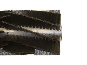 Bürstenwalze für WAP KSE 970 / KSP 970, Poly 0,4 mm glatt schwarz  – Bild 2