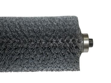 Bürstenwalze passend für Gansow Jet 35 (bis Bj. 2005)p Nylon-Grit 0,35 mm grau K600 – Bild 2