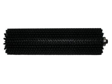 Bürstenwalze für Floorpul mit Kugellager, Poly 0,2 mm glatt schwarz  – Bild 1