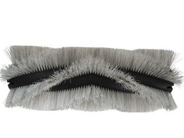 Kehrwalze passend für Columbus AKS 110 BM 90 Poly 0,7 gewellt weiß / Welldraht 0,4 verzinkt – Bild 1