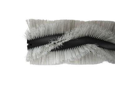 Bürstenwalze für Stolzenberg Matrix 900 TReihen spiralförmig, Poly 0,7 mm gewellt weiß gemischt mit Welldraht 0,4 mm verzinkt – Bild 5