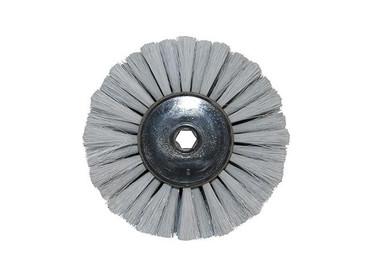 Bürstenwalze für Carpet Cleaner TM 4, Poly 0,12 mm glatt grau  – Bild 4