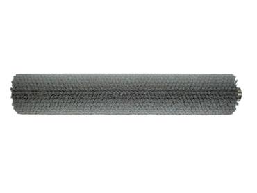 Bürstenwalze für Floor 500 / 530 / 550 mm Nylon-Grit 0,35 mm grau Körnung 600 – Bild 1