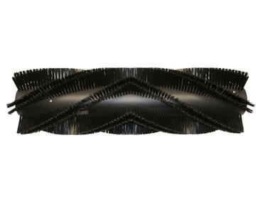 Bürstenwalze passend für Gansow 161 Poly 1,2 mm glatt schwarz – Bild 1
