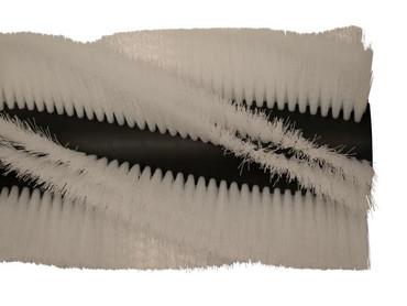 Bürstenwalze für Ecologica ECO 34, Poly 0,5 mm gewellt weiß  – Bild 2