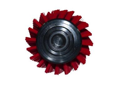 Bürstenwalze für Kärcher BR 45/40 C BP, Poly 0,4 mm glatt rot, 4.762392.0  – Bild 4