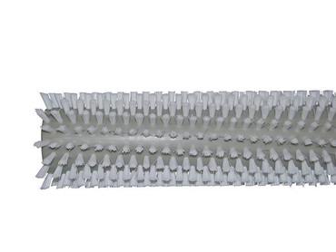Bürstenwalze für Cleanfix RA 530 B, Poly 0,4 mm glatt weiß  – Bild 5