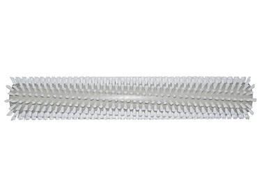 Bürstenwalze für Nilco B 530, Poly 0,4 mm glatt weiß-milch, Kehrwalze, Walze – Bild 1
