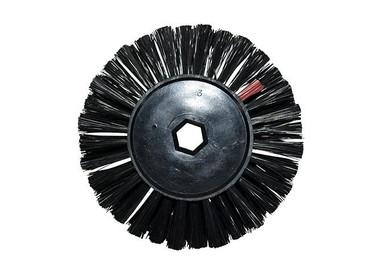 Bürstenwalze für Allclean A 44, Poly 0,2 mm glatt schwarz  – Bild 4
