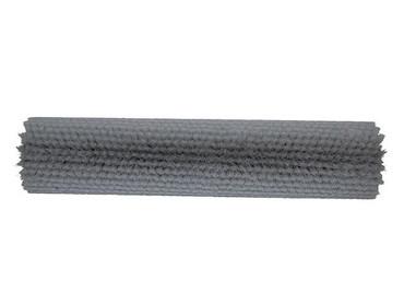Bürstenwalze für Allclean A 44, Poly 0,12 mm glatt grau  – Bild 1