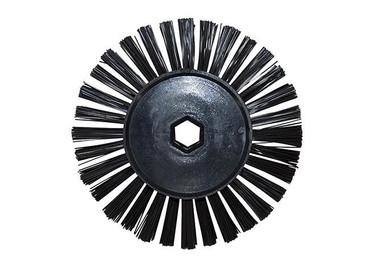 Bürstenwalze für Lux Uniprof 440, Poly 0,45 mm glatt braun  – Bild 3