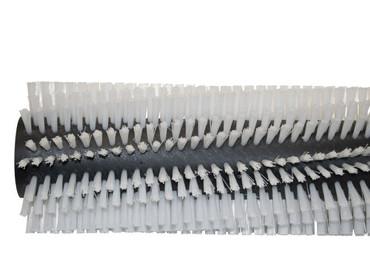 Bürstenwalze für Hako B 115 R 850 Poly 0,6 mm glatt weiß – Bild 5